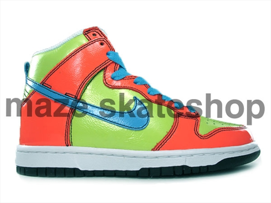 finest selection 2363f 98b53 Nike WMNS Dunk High 6.0